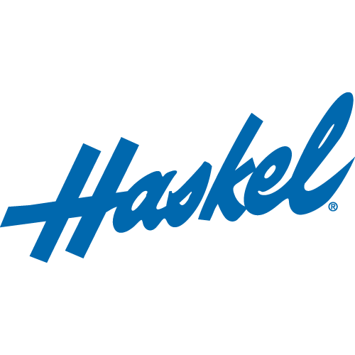 Haskel Pumps Logo