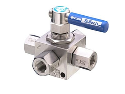 BuTech 4-way valve