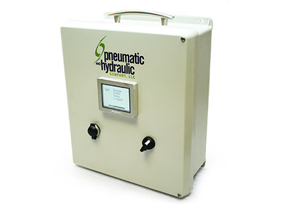 Data Acquisition System by Pneumatic and Hydraulic