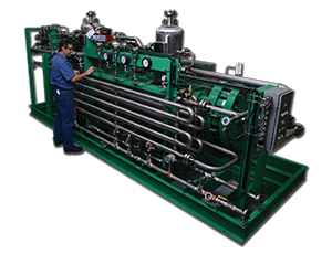 PPI Series 9X Diaphragm Compressors