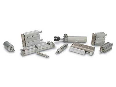 SMC Linear Actuators
