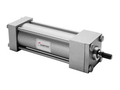 Sheffer A Series Heavy Duty Pneumatic Cylinders